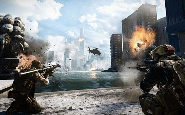 Khi Cấu Hinh Battlefield 4 được Dice Cong Bố Chinh Thức Về