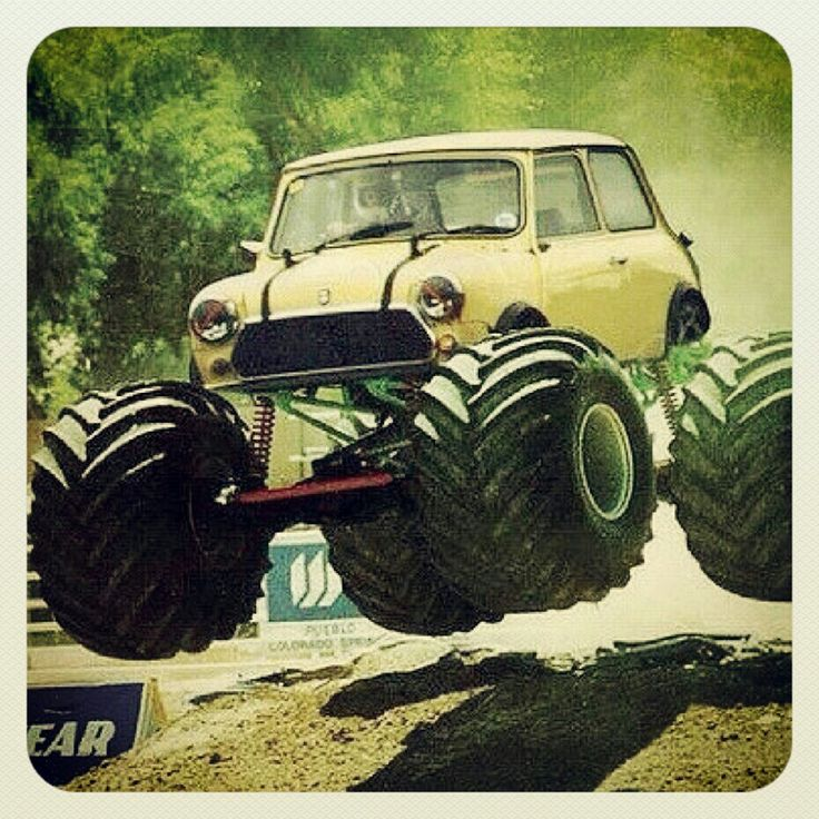 17 Best images about Monster Mini's on Pinterest | 4x4 ...