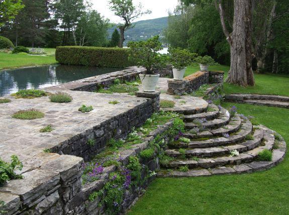 rock raised garden bed ideas 136 best DIY Garden Ideas images on Pinterest   Backyard