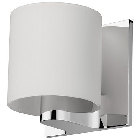Buy Flos Tilee Wall Light, White Online at johnlewis.com