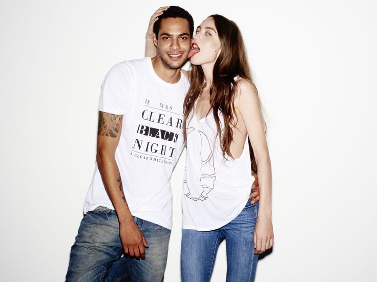 Lizzy and Jake for Casson London