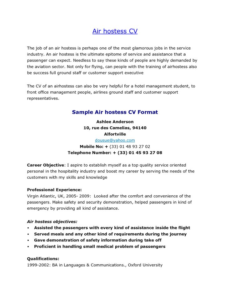 sample resume for aviation industry sample resume for aviation industry  sample resume for