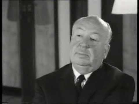 """""""I'm Scared of Everything"""": Alfred Hitchcock's BBC Interview About Psycho, 1960 