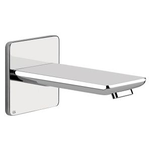 41101 - Gessi ISPA Waterfall Basin Spout - Bathroom #abeyaustralia #gessi #basinspout