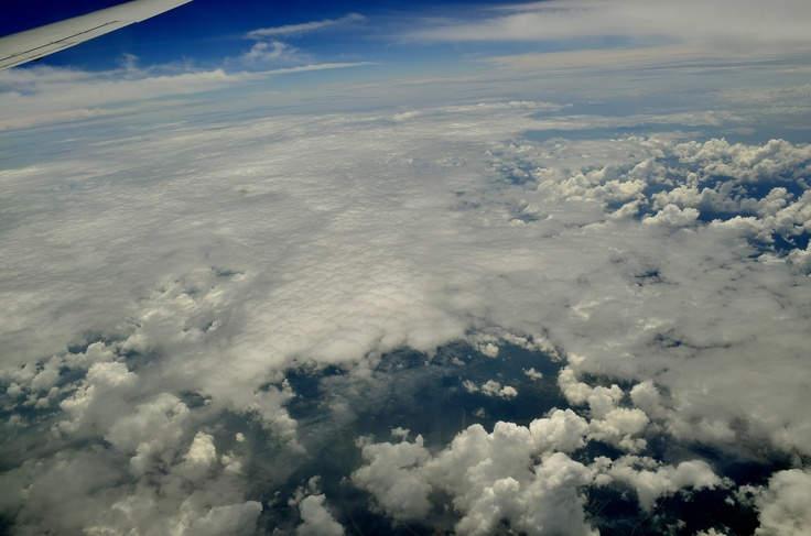 layer of clouds