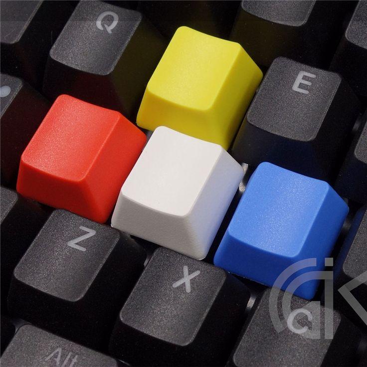 PBT Keycaps WASD/Arrow keys Keycaps Cherry MX Key Caps Non-printed For MX Switches Mechanical Gaming Keyboard