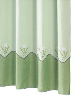 Sprchový záves TOFTA 150x200 cm zelená | JYSK