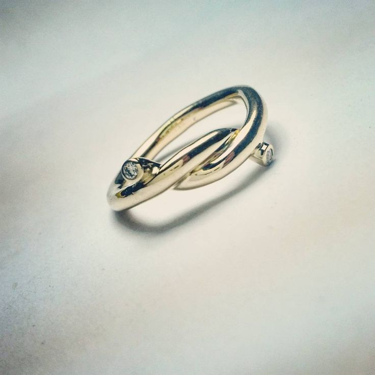 Double #bling #diamonds #jewelry #custommade #ring #blingbling #jewellery