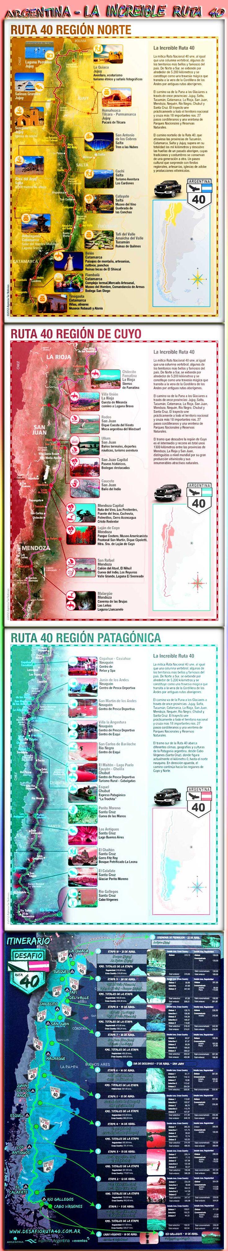 https://www.pinterest.com/avenidaazul - ARGENTINA - LA INCREIBLE RUTA 40 - 6.000 kilómetros por el legendario camino que atraviesa todo el país por el Oeste http://www.visitingargentina.com/ruta-40-6-000-kilometros-por-el-legendario-camino-que-atraviesa-todo-el-pais-por-el-oeste-infografias/ - http://www.visitingargentina.com/ - http://blog.argentravel.es/la-mitica-ruta-40-en-argentina - http://www.argentravel.es - https://www.flickr.com/photos/avenidaazul/8051294376/