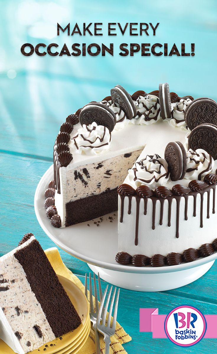 30 Best Baskin Robbins Ice Cream Cakes Images On Pinterest