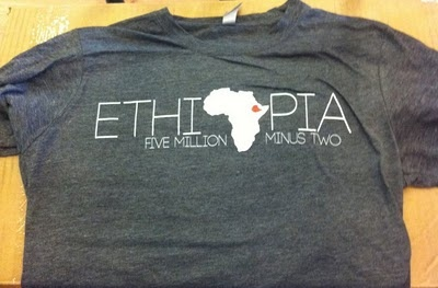 Printed at Creator Designs. This is our shirt and they are for sale. You can go to our blog at blaineaddition.blogspot.com and purchase them there.: Adoption Ideas, Adoption Shirts, Ethiopia Adoption, Tshirt Design, Tshirt Ideas, Adoption Tshirt, Adoption Celebrities, Design Shirts, Adoption Charcoal