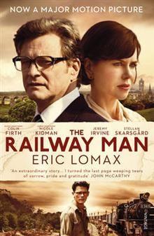 The Railway Man by Eric Lomax #booktomovie