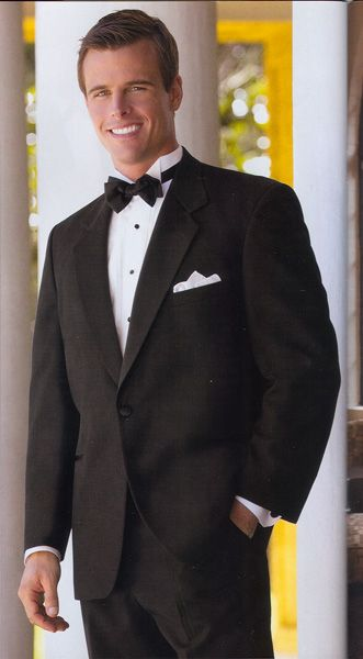 Charleston Formal Wear at Berlin's For Men - Tuxedo Rental