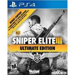 Sniper Elite Iii Ult Ed Ps4 P595-01844