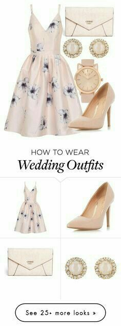 How to wear wedding outfits