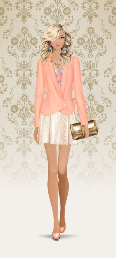 Look Styled In Covet Fashion Fashion Game Pinterest