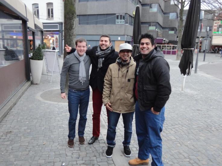 #Enschede #reunion #Saxion