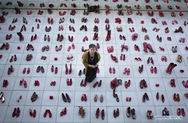 This Is Officially World's Largest Collection of Red Shoes!