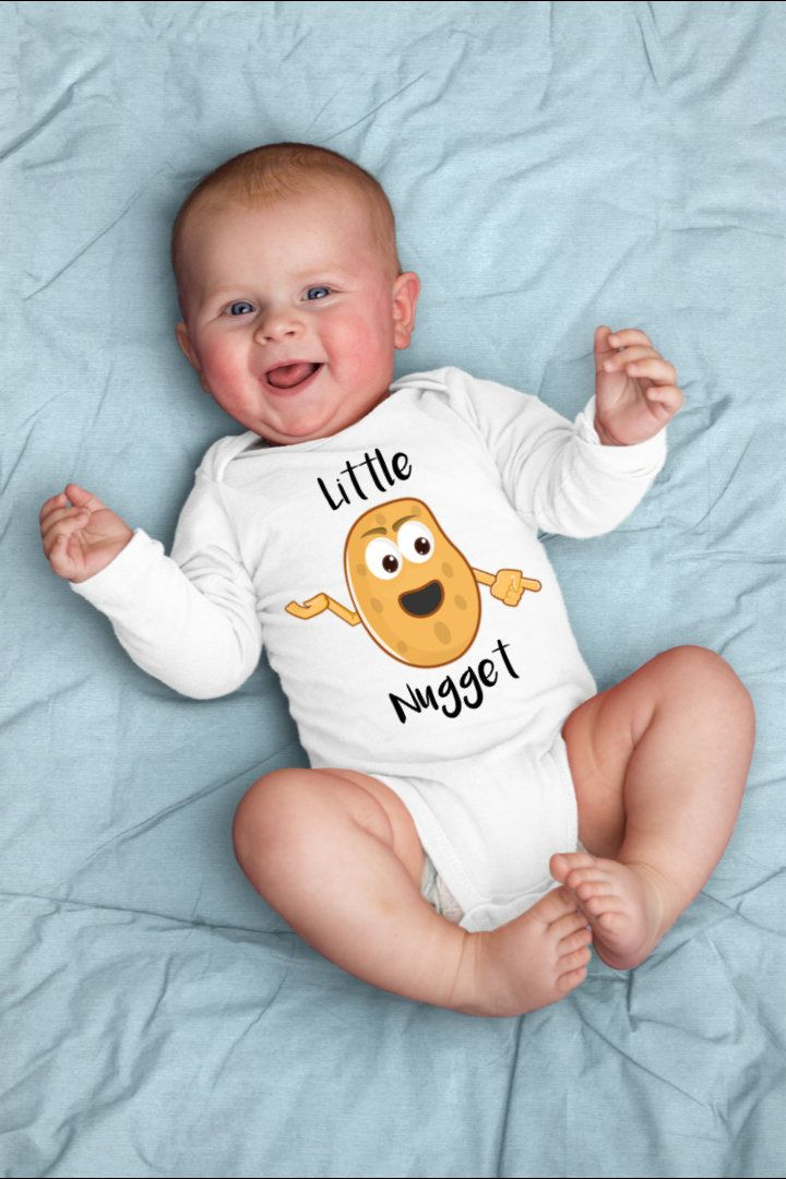 a9676b6736da Little Nugget Onesie