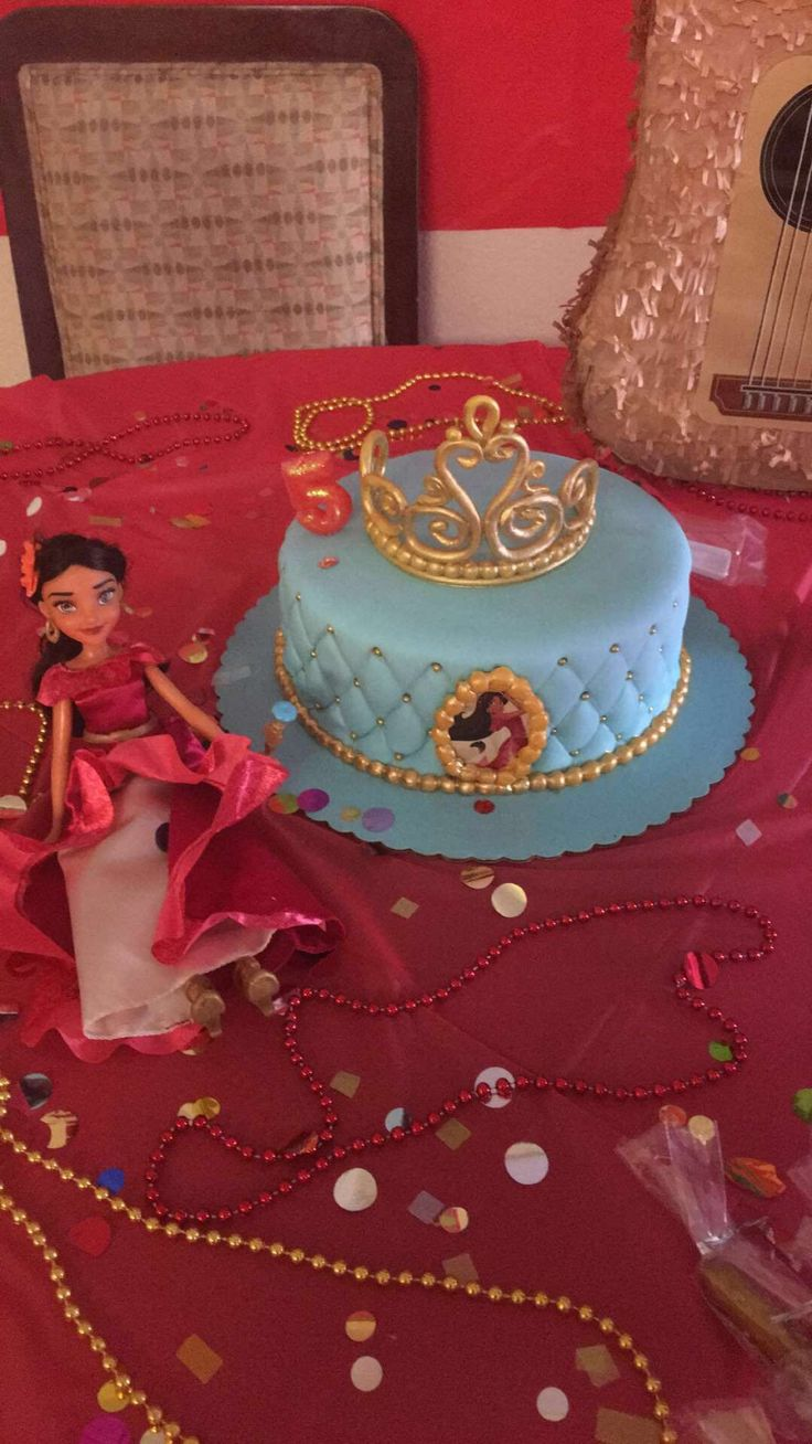 Elena Of Avolar Cake