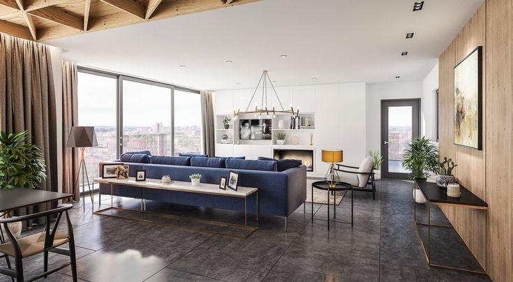 CGarchitect - Professional 3D Architectural Visualization User Community | London Penthouse