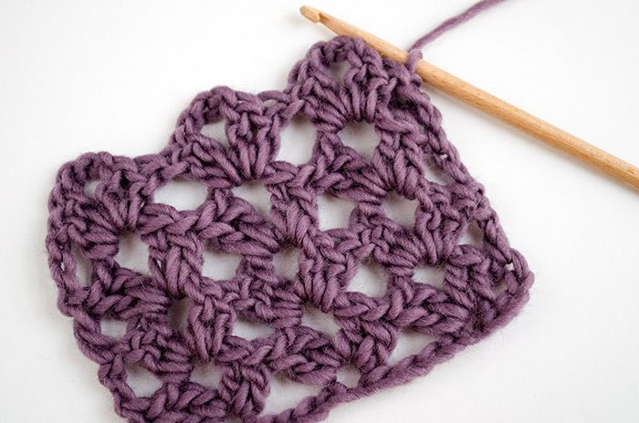 Comment crocheter en point ajouré