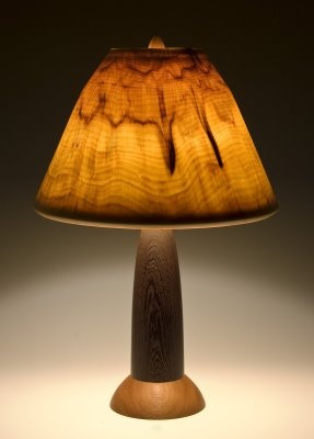 98 Best Turned Wood Lamps Images On Pinterest Wood