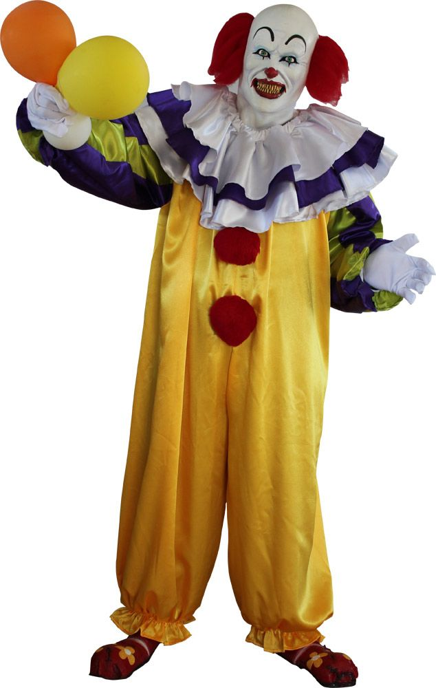Od suze do osmeha... - Page 2 73348abc6b368da0feaf4ca93fb5edf0--scary-clown-costume-scary-clowns