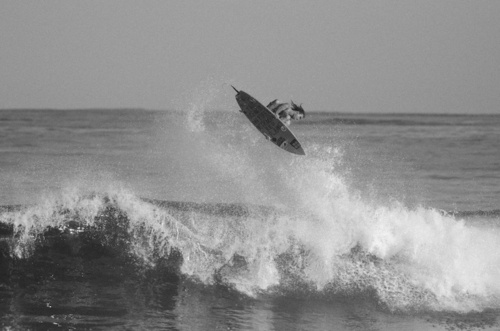 Flying high, Baja Mexico with SDS Team Rider Otis Carey