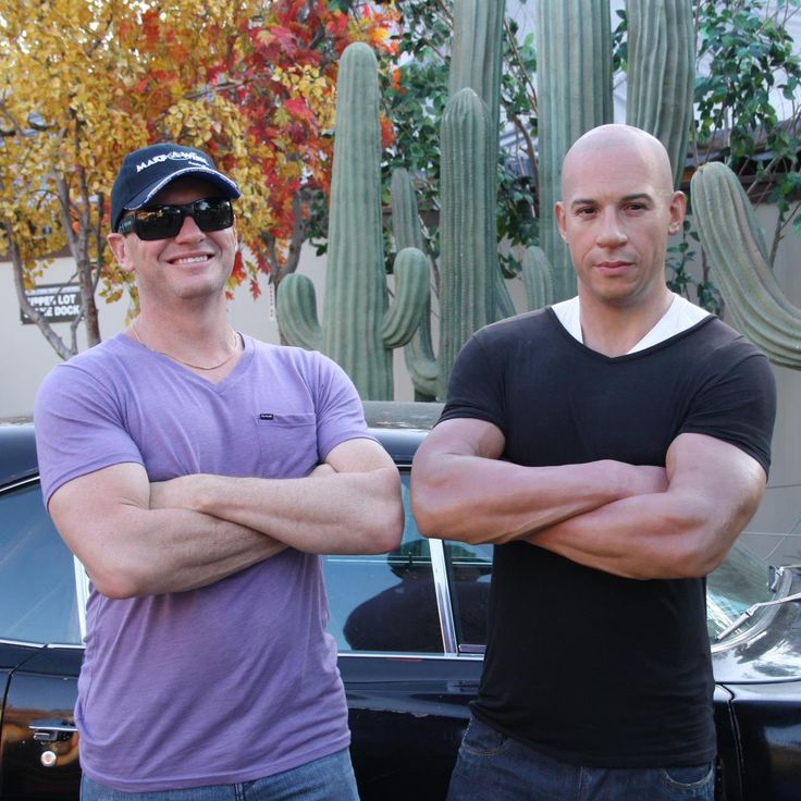 <3 My husband on the left ;-)