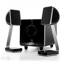 Focal XS 2.1 - Focal multimedia system for PC and MAC - Get the great French sound of Focal