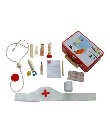 Doctor Essentials in a Tin by MaMaMeMo on #zulilyUK today!