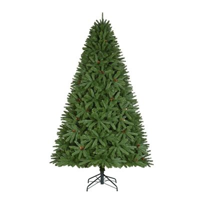 Holiday Living 7.5-ft Fleetwood Pine Unlit Artificial Christmas Tree