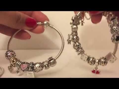 real pandora bracelet