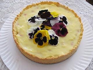 Dulce Desierto: Kuchen de Cerezas y Frutillas