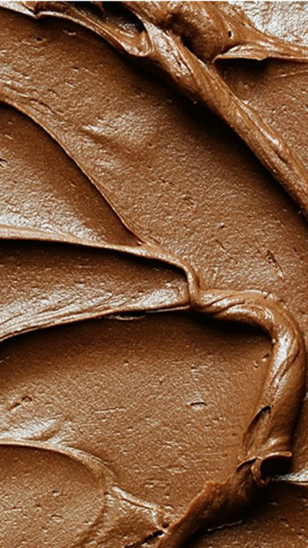 Brownie Frosting Recipe ~ The Perfect Chocolate Frosting for Brownies