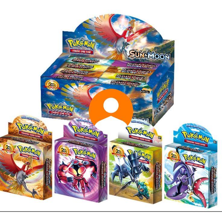 408pcs pokemon cards big box highend gift box role card