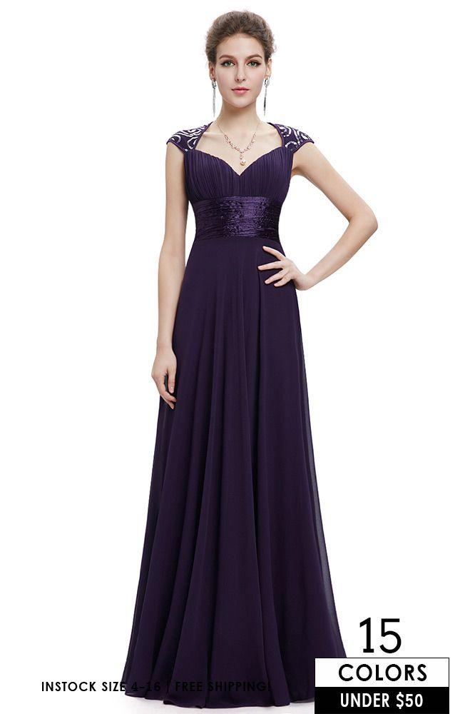 Only 46 98 Cheap Bridesmaid Dresses Cheap A Line V Neck Chiffon Floor Length Bridesmaid Dress With Cap Sleeves Ep0 Vestidos Vestidos Mae Da Noiva Moda Festa