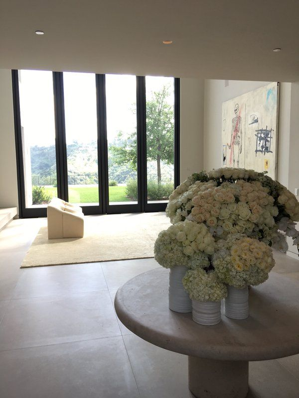 Happy Housewarming! Kim and Kanye Finally Move Into Their Newly Renovated Bel Air Home