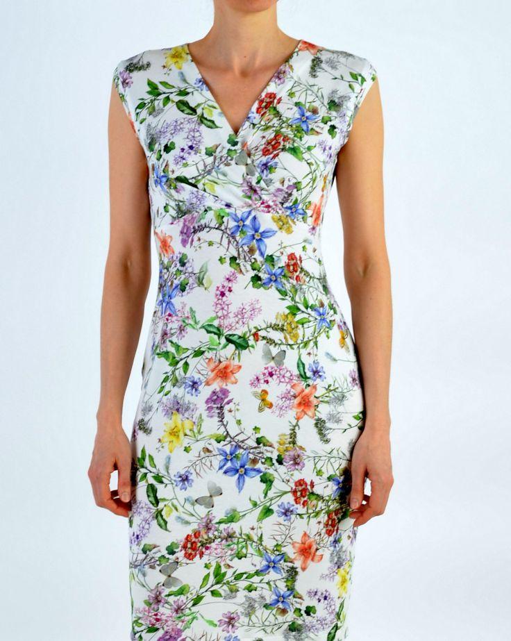 Daisy kjole 1599. Designertøj til kvinder forår og sommer 2015 | Mette Bredahl Design