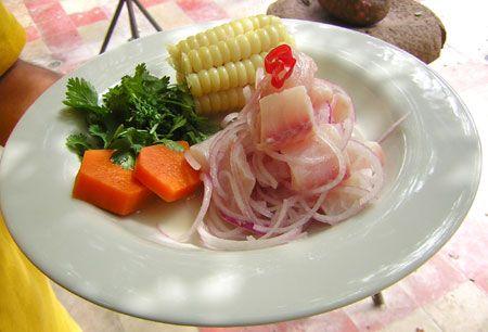 sabores peruanos: CEVICHE DE DON CUCHO
