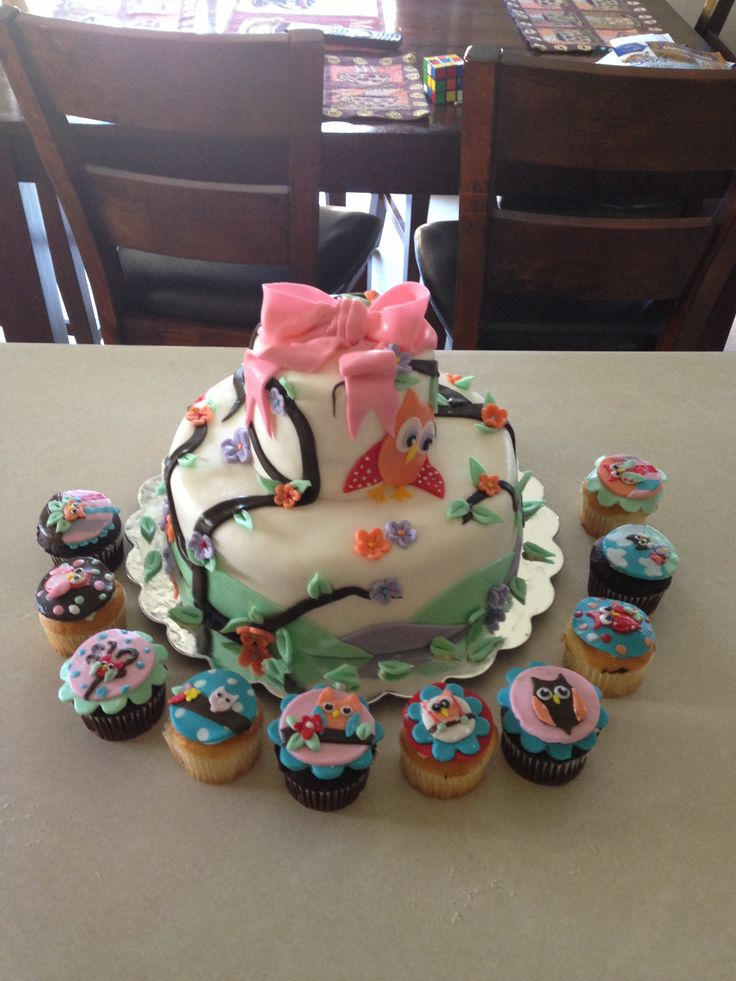 baby shower owl cake for a baby girl cakes ordered at sam 39 s club