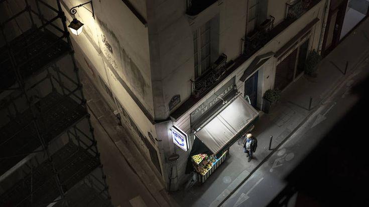 A Night in Paris by Rémy Soubanère