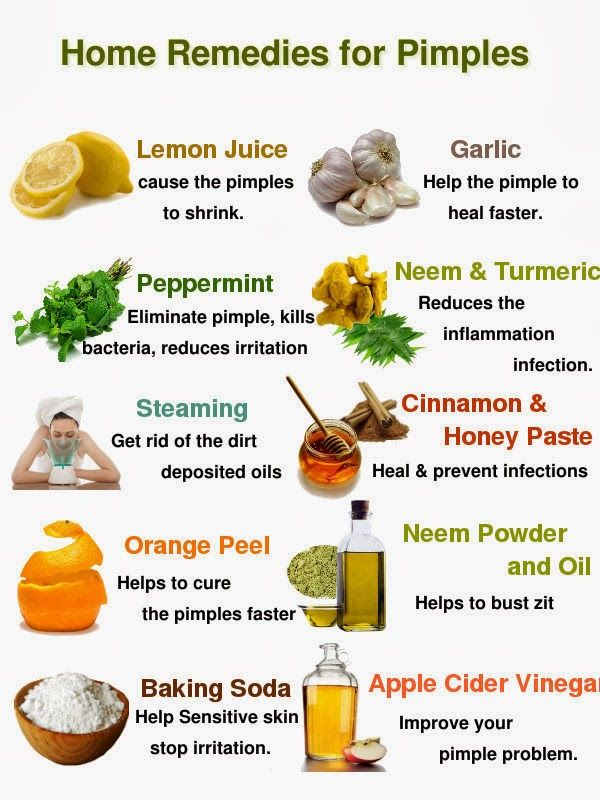 Foods To Fight Acne Fast