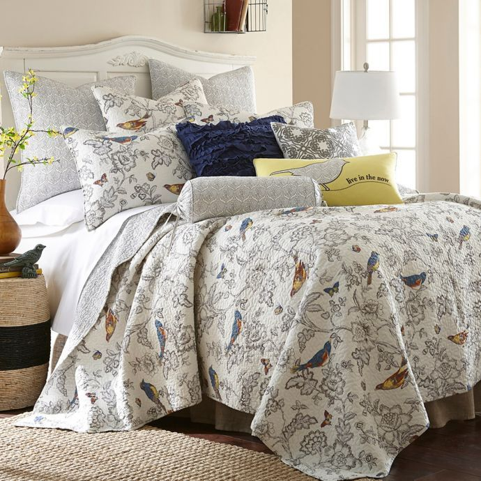 Levtex Home Clea Quilt Set Quilt sets, King quilt sets, Home