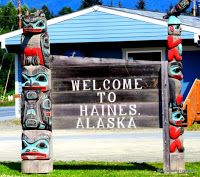 The Travelling Lindfields: Alaska & Canada Road Trip