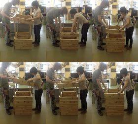 Campus Crops: Building a Potato Box!