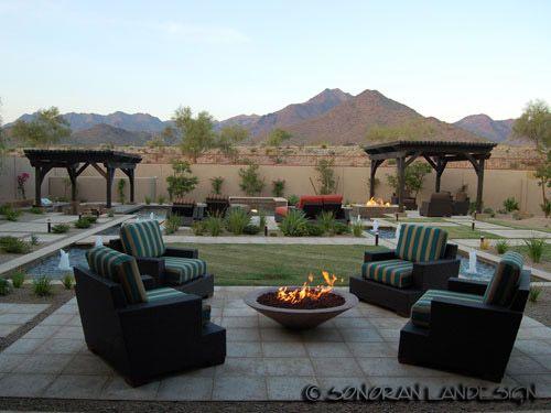 Lush Landscape Design in Arizona Desert Climates – Sonoran Landesign