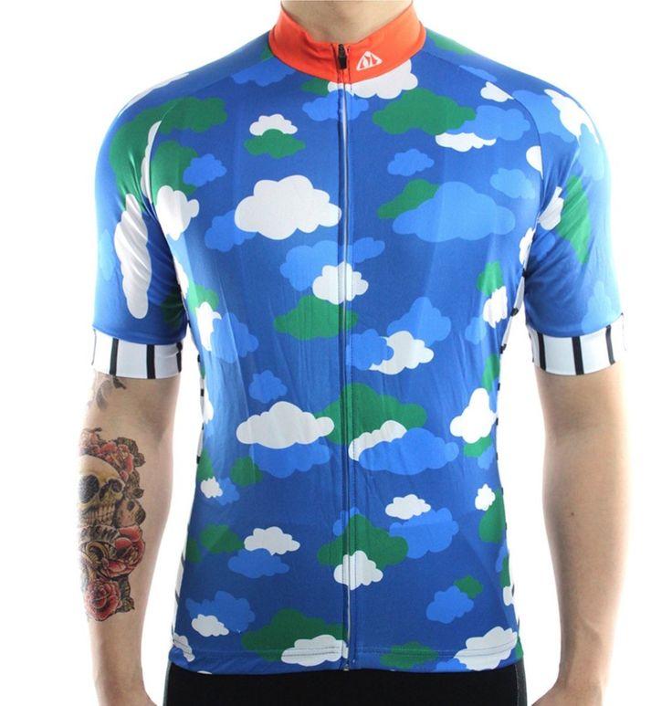 Cloud Cycling Jersey