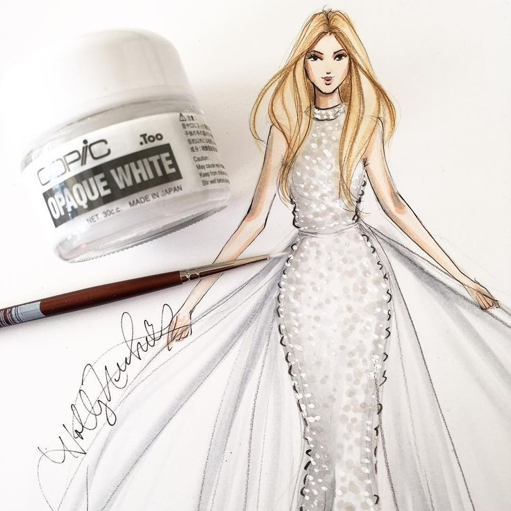 how to use copic opaque white